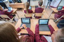 Kauno mokyklose – triskart daugiau išmaniųjų klasių