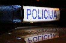 Sulaikytas BMW vairuotojas, galimai užmušęs moterį ir pabėgęs iš įvykio vietos
