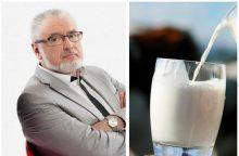 Laktozės netoleravimas – opi šių dienų problema. Kaip maitintis?