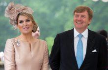Nyderlandų karališkoji pora Kaune atidengs paminklą žydus gelbėjusiam diplomatui