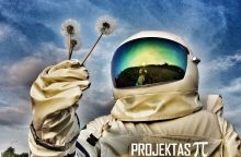 Mokslo naujienas pristatys ir kosmonautų skafandrus dėvintys personažai