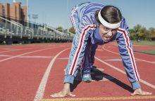 Pradėkite sportuoti jau dabar! <span style=color:red;>(patarimai pradedantiesiems)</span>