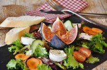 Pažintis su salotomis: kaip panaudoti įvairias rūšis?