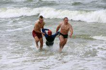 Palangoje vyks Baltijos jūros gelbėtojų čempionatas