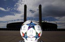 UEFA Čempionų lygos mačuose – trejos lygiosios