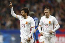 Pasaulio čempionas baigė karjerą Ispanijos rinktinėje
