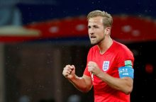 Anglijos futbolo rinktinei siekti įvarčių trukdė ir uodai