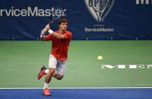 """R. Berankis pateko į pagrindinį """"Swiss Indoors Basel"""" turnyrą Šveicarijoje"""