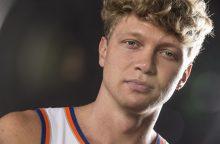 """Į aikštę grįžęs M. Kuzminskas """"Knicks"""" nuo pralaimėjimo neišgelbėjo"""