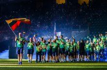 Europos jaunimo olimpinis festivalis – atidarytas