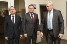 Klaipėdos universiteto laukia permainos