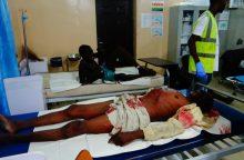 Nigerijoje susisprogdinus trims mirtininkėms žuvo 28 žmonės