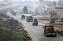 Sirijoje žuvo 15 Rusijos privačių apsaugos darbuotojų