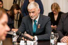 B. Markauskas Seimo nario kėdę maino į Klaipėdos rajono mero postą