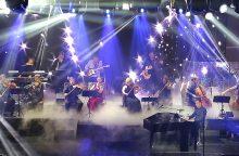 """Pirmą kartą Kaune – romantiškas šou """"Dmitry Metlitsky ir Orkestras"""""""