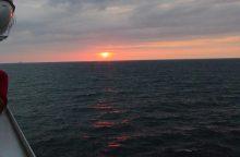 Vyriausybė atsikrato jūros stebėjimo