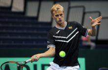 L. Mugevičius – teniso turnyro Ukrainoje finale
