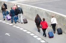 Apklausa: didžiausias verslininkų baubas – emigracija