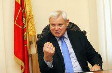 V. Grubliauskas į svečius priims visą Lietuvą apibėgti pasiryžusius bėgikus