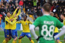 Savaitgalį Lietuvoje – futbolininkų kova dėl aukso ir LKL intriga