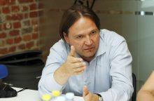 Atsistatydina Neringos vicemeras D. Mikelis, į jo vietą siūlomas N. Lendraitis