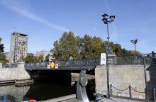 Biržos tiltui vėl reikia remonto