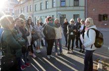Ekskursija po miestą žydų pėdsakais