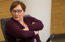 A. Maldeikienė: iš D. Grybauskaitės šito nesitikėjau