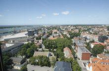 Siūloma plėsti Klaipėdos miesto ribas