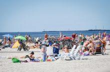 Paplūdimių taisyklėse – ir neįgyvendinami siekiai
