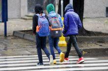 Pavogtos moksleivių kuprinės ir telefonai
