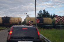 Uostuose nyks naftos produktai iš Baltarusijos