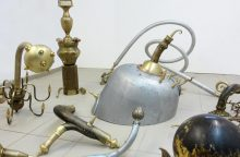 Uostamiesčio Parodų rūmuose atidaroma R. Inčirausko kūrinių paroda