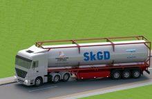 Duodamas startas SGD varomo lokomotyvo gamybai