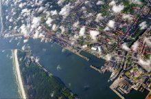 Klaipėdos uostas – lyderis regione