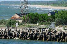 Išorinio uosto raktą nukals Vilniuje
