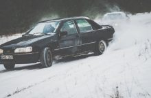 Šalia Kauno – saugi vieta žiemiškam adrenalinui