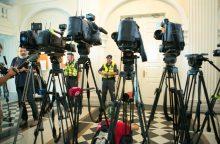 Po sunaikinto įrašo skandalo išaugo pasitikėjimas žiniasklaida