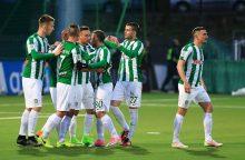 """Vilniaus """"Žalgiris"""" – Baltijos šalių klubų lyderis UEFA reitinge"""