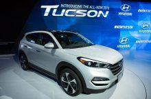 """""""Hyundai Tucson"""": apsisprendimą lemia smulkmenos"""