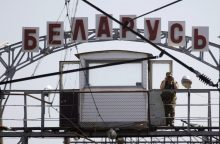 Įvažiuoti į Baltarusiją su Rytų Ukrainos separatistų išduotais dokumentais nepavyks