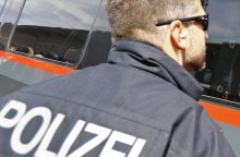 Vokietijoje per išpuolį subadyti du žmonės, vienas jų mirė