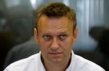 Rusijos teisingumo ministerija nori uždaryti A. Navalno fondą