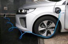 Kaunas skatins naudoti elektromobilius