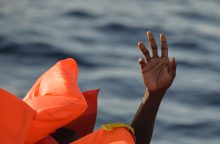 Viduržemio jūroje nuskendo mažiausiai 20 migrantų