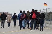 Vokietija siunčia signalą, kad Lietuvai gali grąžinti pabėgėlius