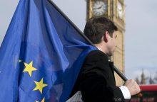 Žada reikalauti, kad Britanija nediskriminuotų lietuvių