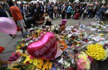 Dėl atakos Mančesteryje suimti dar trys asmenys