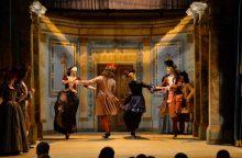 Prancūziški baroko šokiai ir Habsburgaitės Lietuvoje