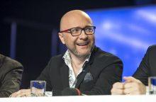 """A. Giržadas apie """"Euroviziją"""": Ukraina padarė ėjimą, lauksime atsakymo iš Rusijos"""